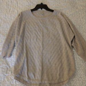 Women's light weight sweater top